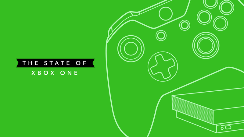 Illustration for article titled The State Of Xbox One In 2018