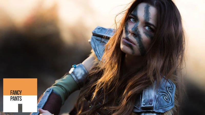 Chloe dykstra chris hardwick cosplay
