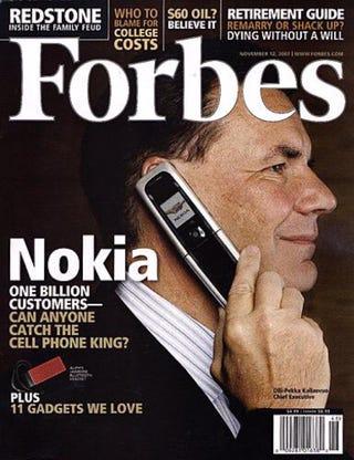 Imagen: Portada de Forbes en noviembre de 2017, víaMikko Hypponen (Twitter).