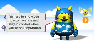Illustration for article titled Sony Promoting Safe Online Play With Handy Website