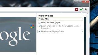 Illustration for article titled Google Tasks Extension Brings Super-Fast Task Management to Chrome