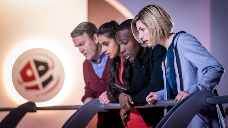 The Doctor and her friends uncover Jeff Bezos' next plan is a bit more sinister than just a more expensive prime delivery.