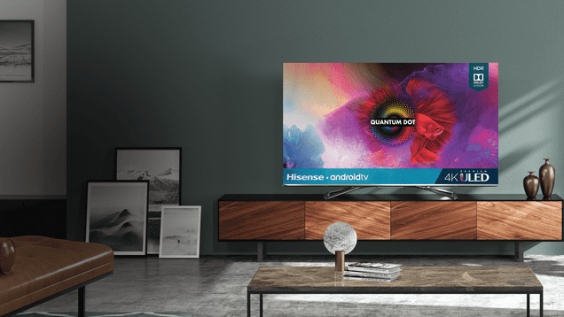 Glue Your Eyeballs To a Hisense TV for as Low as $150 From Best Buy, 4K Models Starting at $280