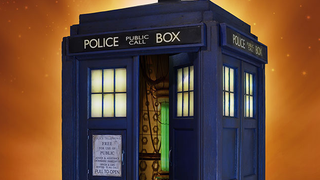Illustration for article titled This Is The Most Beautiful TARDIS Toy Ever Made