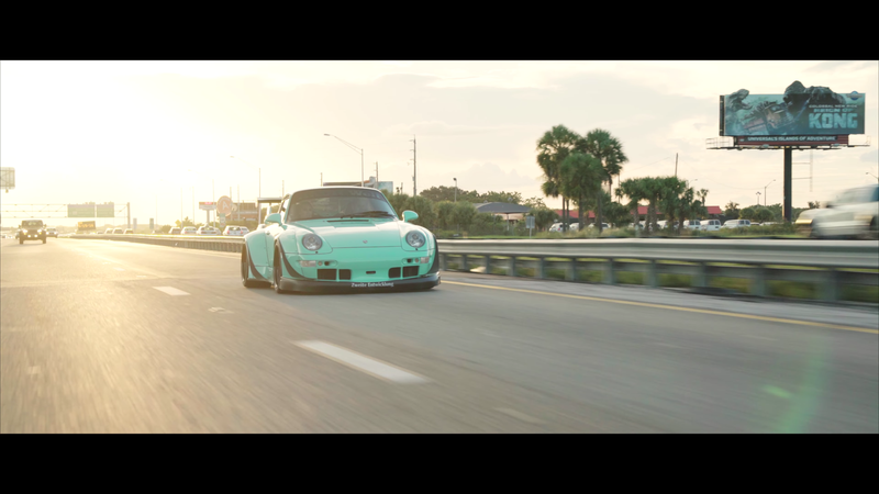 Your Eyes Are Not Ready To Witness The 4K Birth Of The Newest RWB Porsche