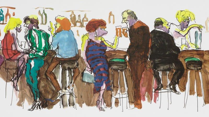 Illustration for article titled Bartenders Should Shush People