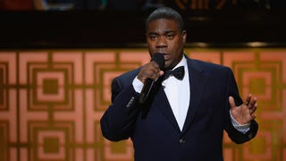 Illustration for article titled Tracy Morgan in Critical Condition after Fatal Car Crash