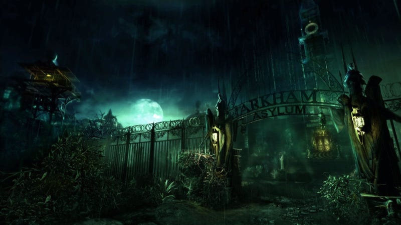 If Youre A Lunatic In The DC Universe Then You Know All About Arkham Asylum Ostensibly Place To Cure Worlds Worst And Craziest Supervillains