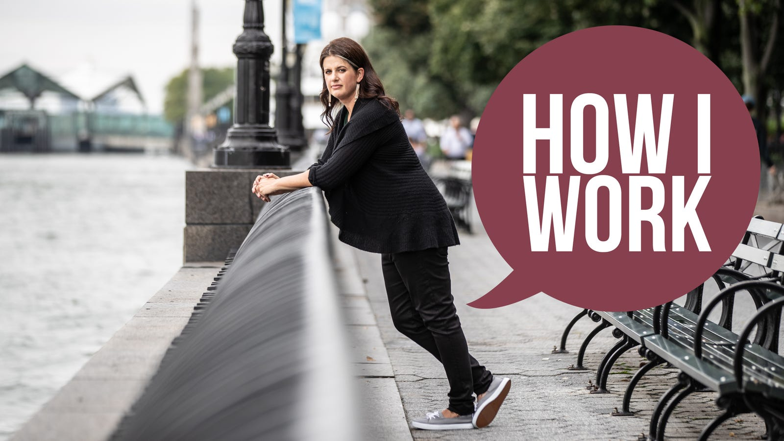 I'm Human Rights Lawyer Becca Heller, And This Is How I Work