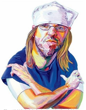 Illustration for article titled New Yorker Gives New Perspective On David Foster Wallace
