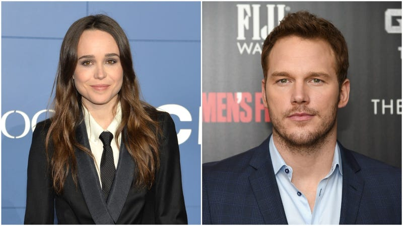 "Illustration for article titled Ellen Page calls out Chris Pratt's ""infamously anti-LGBTQ"" church"