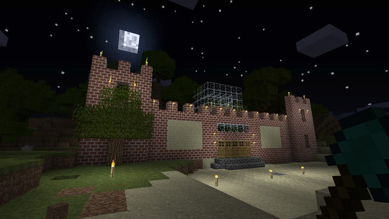 Illustration for article titled Minecraft on Xbox 360 Promises 'Innovative New Crafting Interface'