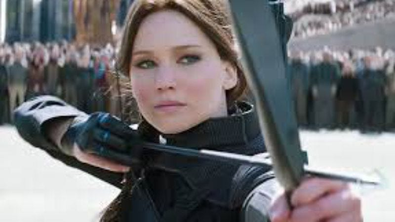 The Hunger Games: Mockingjay—Part 2