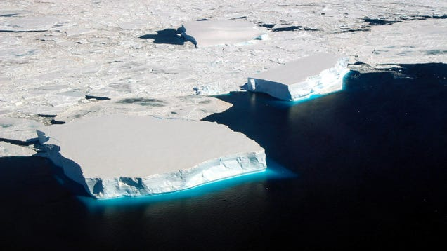 The Mystery of Antarctica s Record Drop in Sea Ice Has Been Solved