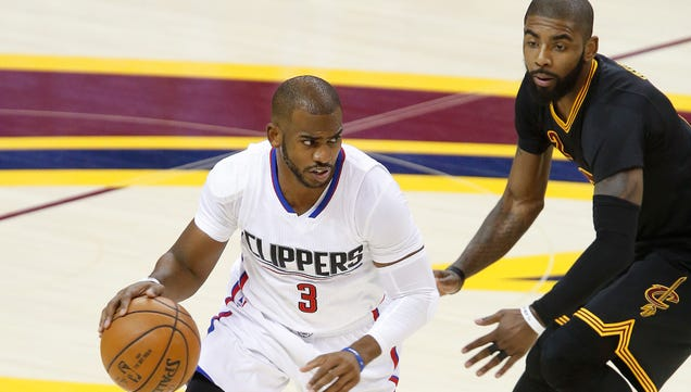 The Clippers, Who Appear To Be Legit, Owned The Cavaliers