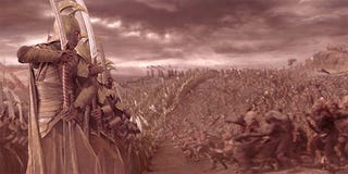 Illustration for article titled More On Pandemic's Lord Of The Rings Game