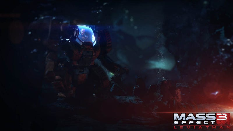 Illustration for article titled Mass Effect 3's New Single-Player DLC Will Delve into the Origins of the Reapers [Update]