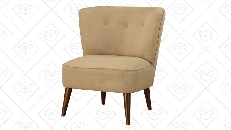 Lariat Accent Slipper Chair, $149
