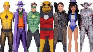 Illustration for article titled Every New DC Comics Toy Unveiled At Comic-Con