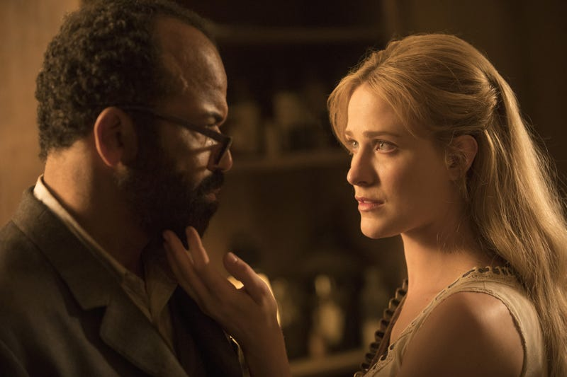 Jeffrey Wright, Evan Rachel Wood