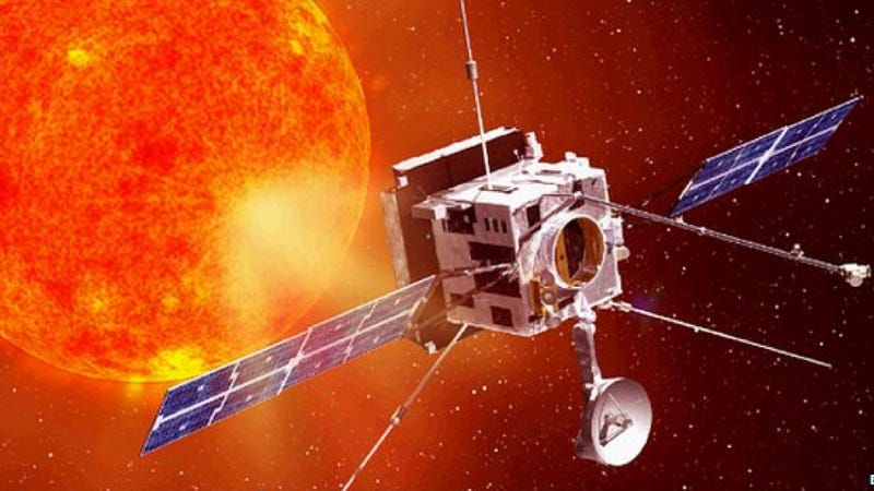 Illustration for article titled The European Space Agency is officially sending a probe to the Sun