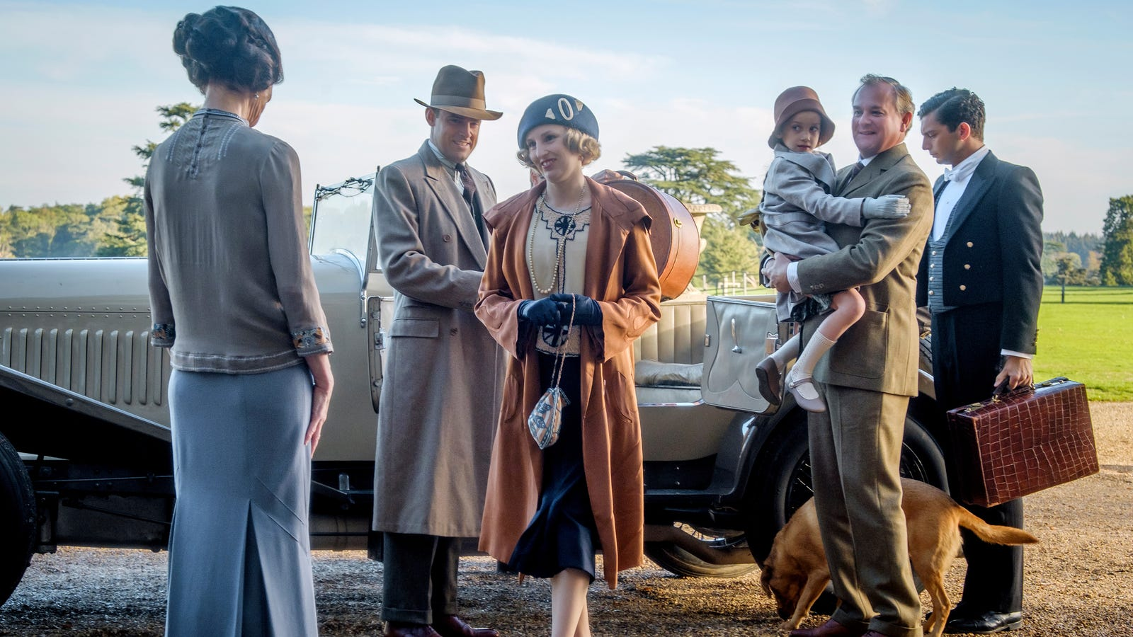 The Downton Abbey movie is as pleasant as a cozy cup of tea