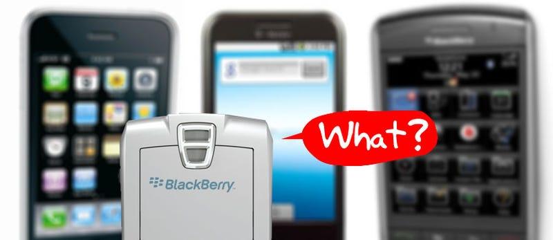 Illustration for article titled Dealzmodo Hack: Overhaul Your Last-Gen BlackBerry