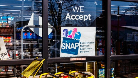 SNAP Recipients Say They're Already Being Denied Assistance