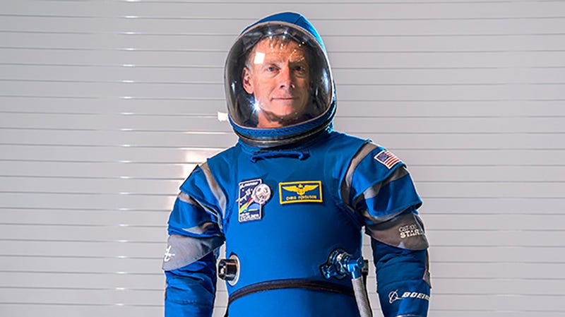 Boeing's New Starliner Spacesuits Bring Refreshing Lightness to Low Gravity