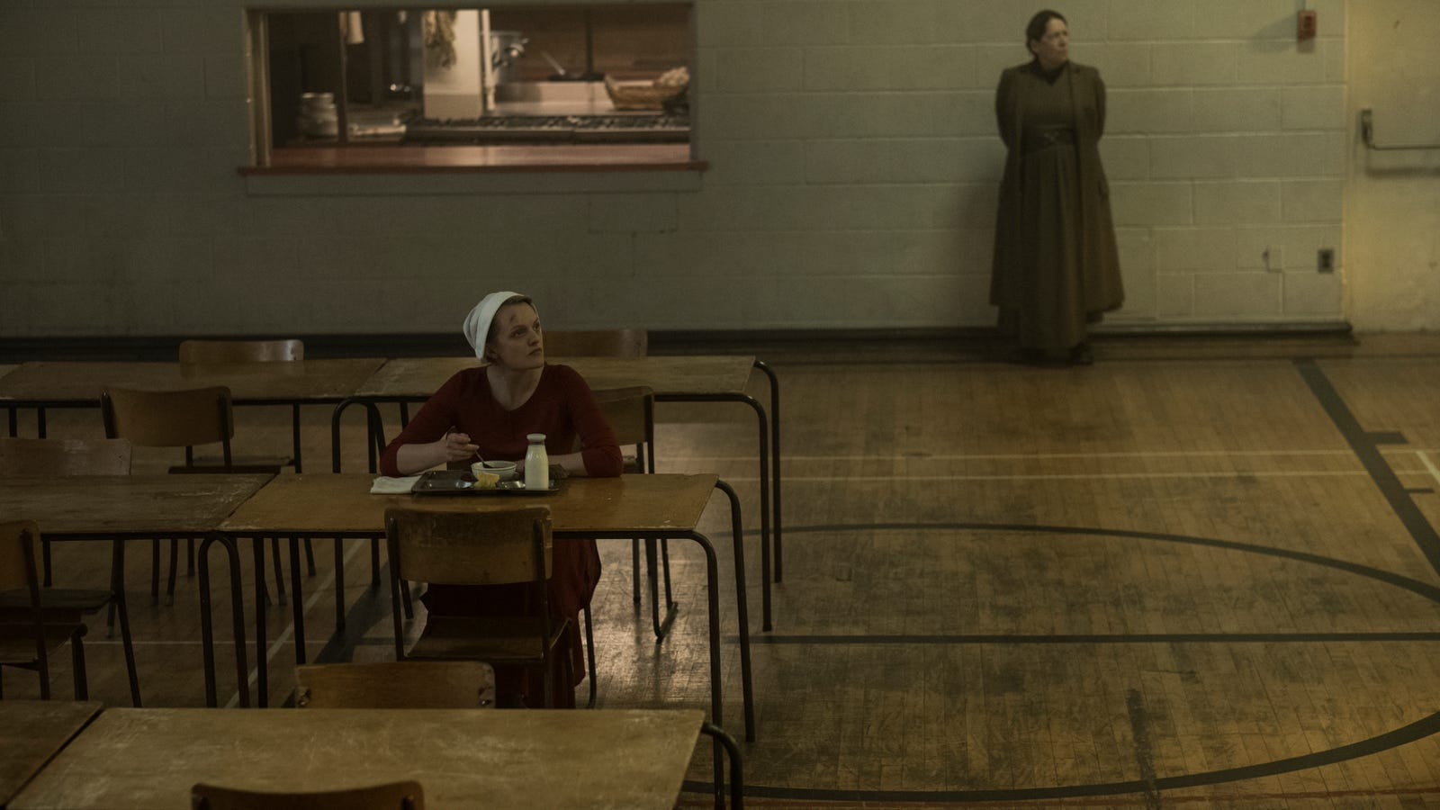 This season, The Handmaid's Tale is making the connection between Gilead and present-day America explicit