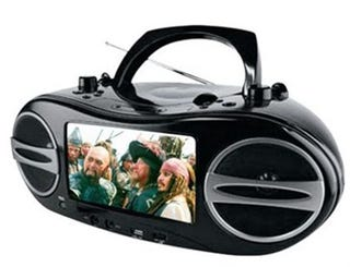 Illustration for article titled DVD Boom Box Is Booming Marvellous