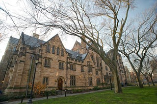 Calhoun College at Yale (Getty Images)