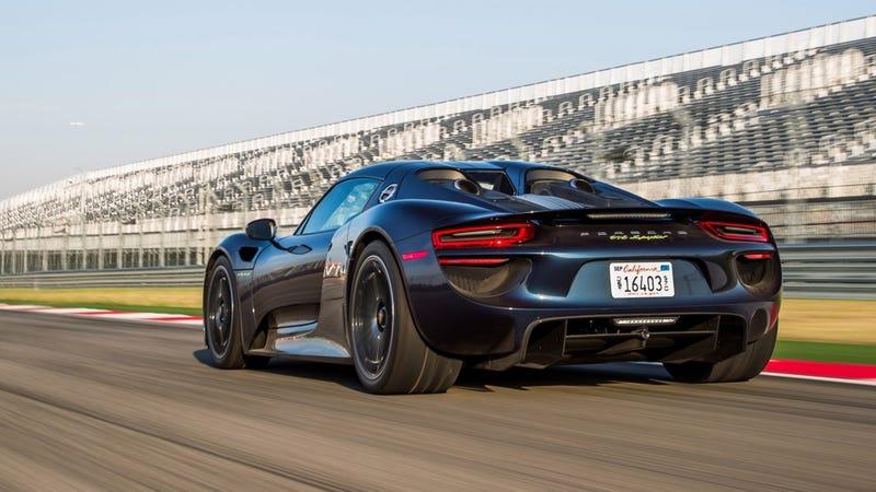 Porsche Proves Times Are Total Bullshit