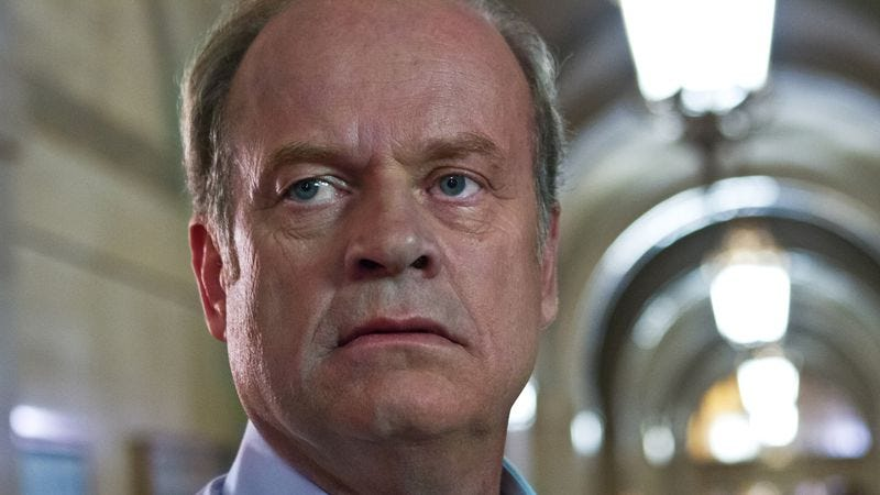 Illustration for article titled Kelsey Grammer rules all of Chicago... like a Boss. (It had to be done)
