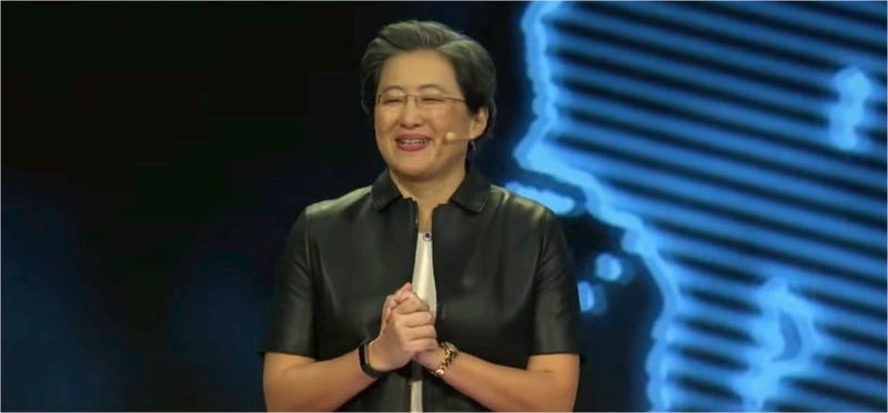 Illustration for article titled AMD CEO Talks Ray Tracing Development and Future Windows Laptops