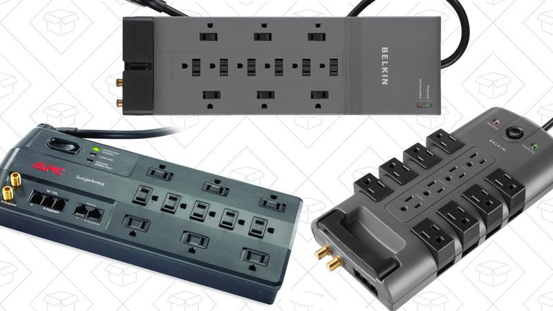 These Are The Best Home Theater Surge Protectors