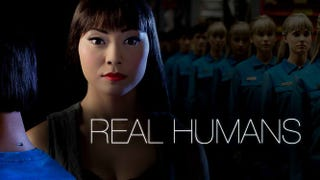Illustration for article titled Good News: The English-Language Remake Of Real Humans Could Air On AMC