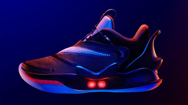 Is Nike s Latest Auto-Lacing Basketball Shoe a Gimmick or a Game Changer?