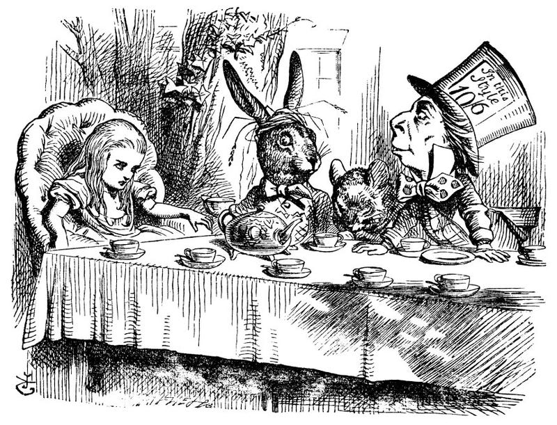 Illustration for article titled Lewis Carroll Hated Fame So Much, He Sometimes Regretted Writing Alice