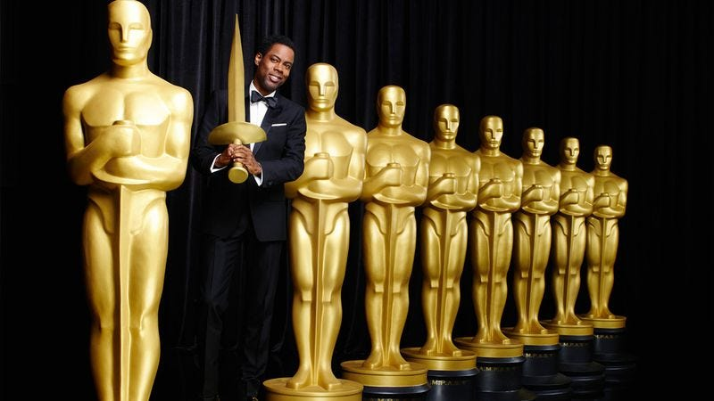 Chris Rock (The Academy)