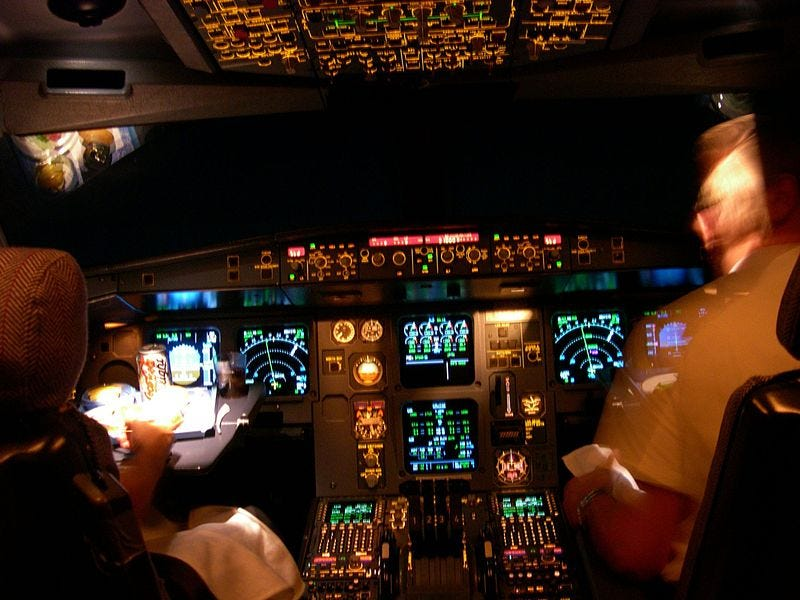 Illustration for article titled A.I. Pilots Are Not The Solution To Preventing Airline Disasters