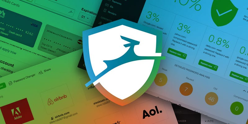 Illustration for article titled Save 50% On Dashlane's Premium Password Manager (From $20)