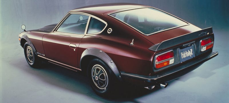 Illustration for article titled Ten Cars That Are The Datsun 240Z