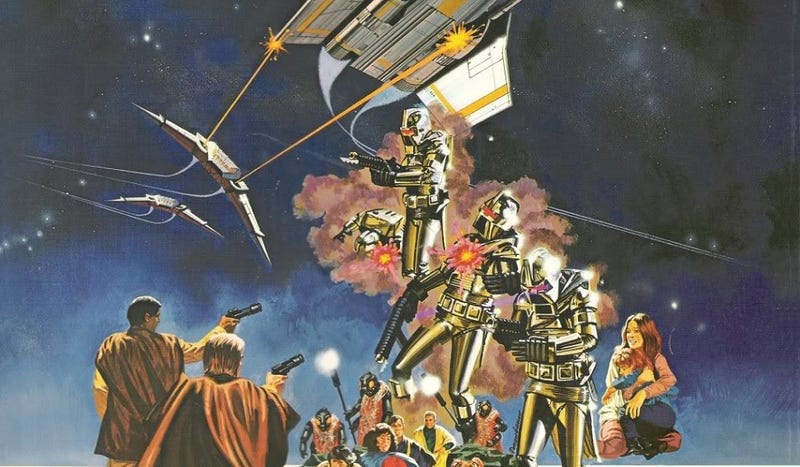 Illustration for article titled Which Classic Science Fiction Do You Not Understand The Nostalgia For?
