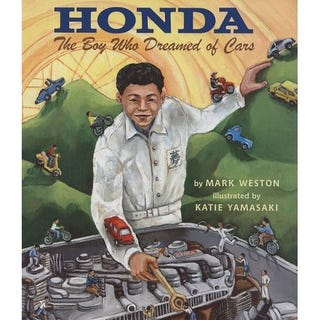 Illustration for article titled What Great Automotive Legend Should Be In A Children's Book?