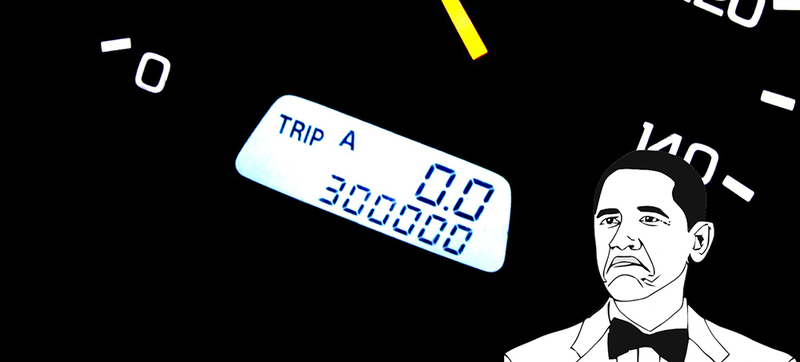 Illustration for article titled How Much Does A Car's Mileage Really Matter To You?