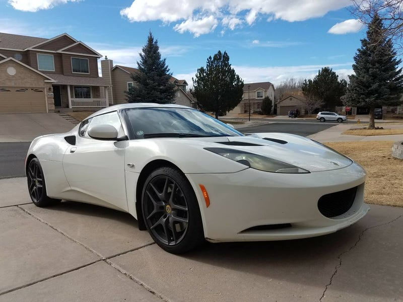 For 33500 Could This 2011 Lotus Evora Be Your Everything