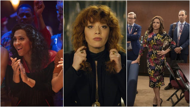 Pose, Russian Doll, and HBO lead this year's TCA Awards nominations