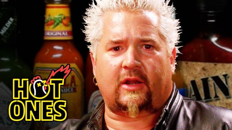 Screenshot: Hot Ones