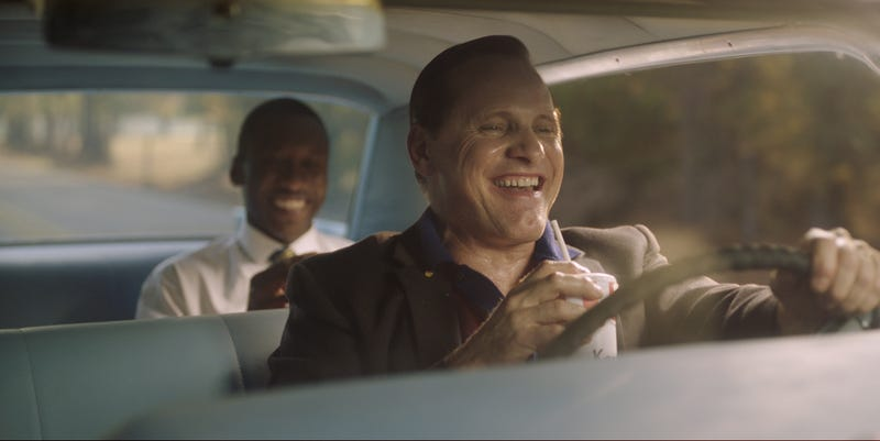 With Green Book, a Farrelly brother is here to make you